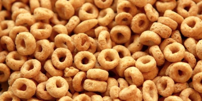 cheerio clusters