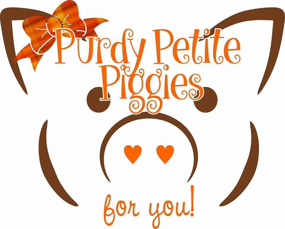 purdy petite piggies for you