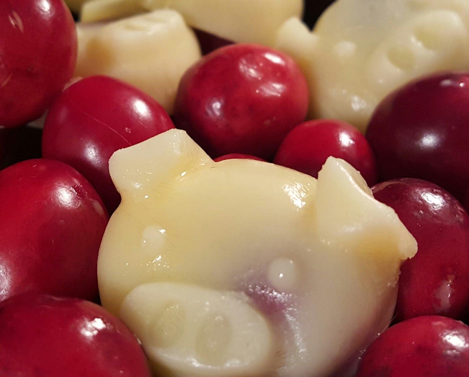 Olivia's Creamsicle Bites