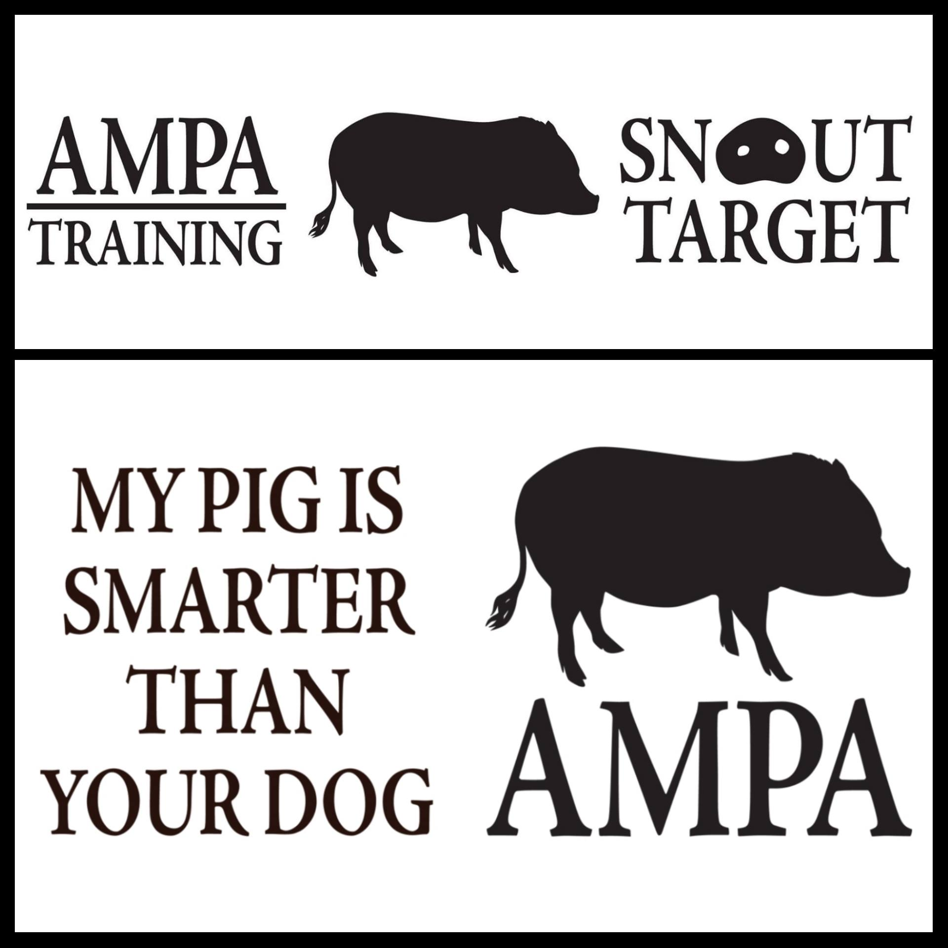 my pig is smarter than your dog