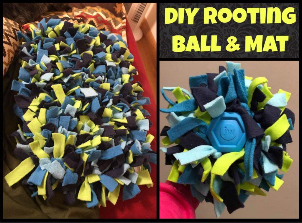 Diy Rooting Mat Rooting Ball Rooting Toys Tutorial
