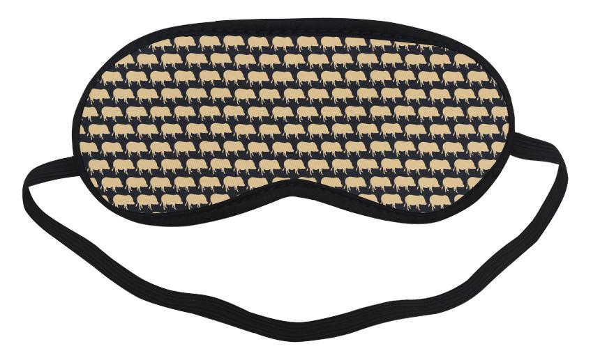 pig sleep mask